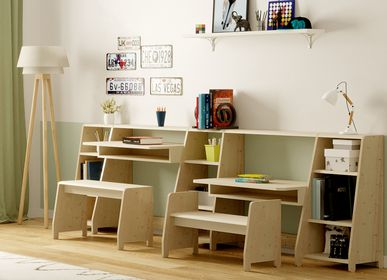 "Children's bedrooms - ASYMETRY ""MONTESSORI"" - MATHY BY BOLS"