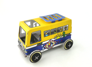 Gifts - AUTOGAMI Bus from Dakar - LITOGAMI