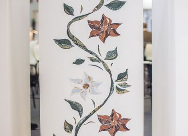 Wall coverings - Flowers inlays - MARGRAF
