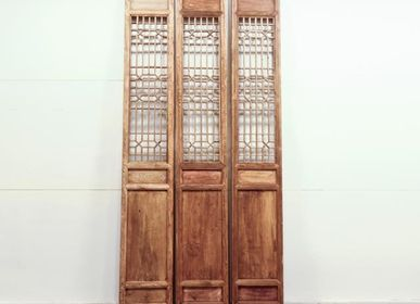 Unique pieces - Sets of Large Screen Doors - THE SILK ROAD COLLECTION