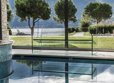 canapés - Glass Bench MUSEO - VETROGIARDINI