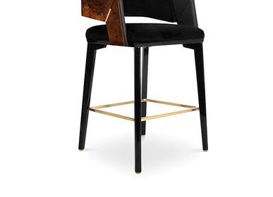 Chairs - GALEA BAR CHAIR - LUXXU