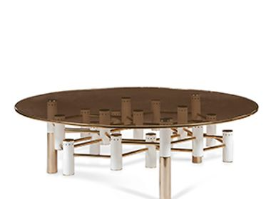 Tables for hotels - Konstantin | Center Table - ESSENTIAL HOME