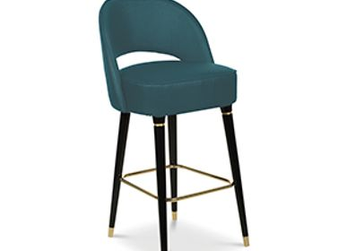 Chaises - Collins | Fauteuil de bar - ESSENTIAL HOME