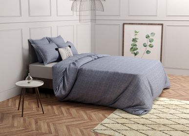 Bed linens - Bed linen Lin Chambray TUSCANY - FEBRONIE