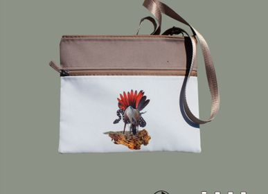 Bags and totes - Bag of recycled polyester - Nature collage - MAROOMS
