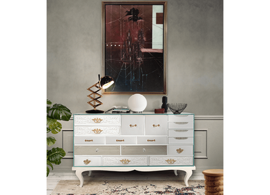 Sideboards - SOHO WHITE SIDEBOARD - INSPLOSION