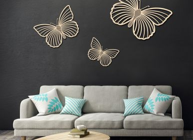 Wall decoration - THE BUTTERFLIES DANCE - LUMINOSENS