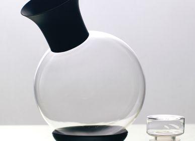 Accessoires pour le vin - La Sphère décanteur a vin & cafetière filtre ! - SILODESIGN