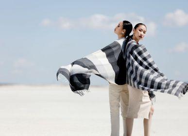 Scarves - 100% cashmere shawl - ERDENET CASHMERE