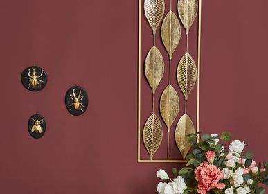 Other wall decoration - WALL DECO METAL LEAF GOLD 30X89CM - EMDE