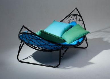 Sofas for hospitalities & contracts - MELON Hanging Chair / Lounger / Daybed - STUDIO STIRLING