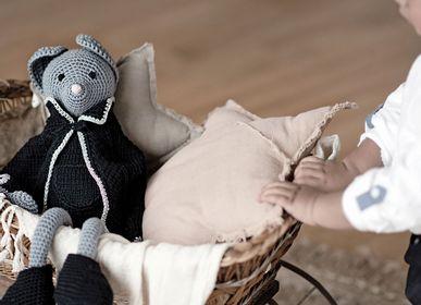 Peluches - Atticus - souris au crochet - LEGGYBUDDY