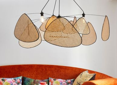 Lightbulbs - SCREEN Cannage pendant light XXL - MARKET SET