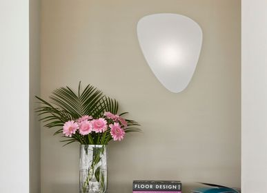 Wall lamps - SCREEN Murano wall light 1L - MARKET SET