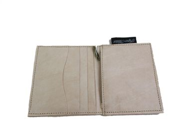 Gifts - Wallet and card holder - beige - AUCTOR