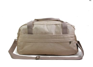 Sport bag - Travel bag 48h - beige - AUCTOR
