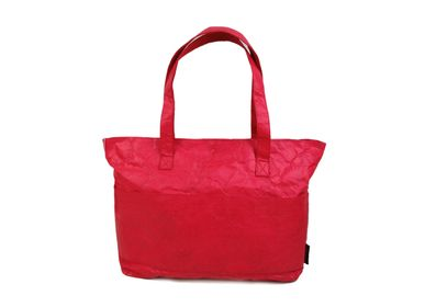 Bags and totes - KRAFT Tote Bag - Red - AUCTOR