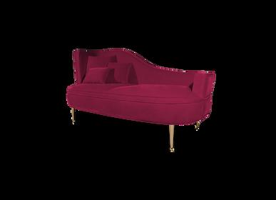 sofas - Martine Love Seat - OTTIU