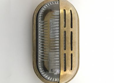 Appliques - Brass Bulkhead Light no 46 - ANDROMEDA LIGHTING