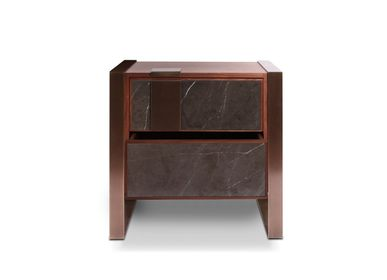 Night tables - Coloma Nightstand - PORUS STUDIO