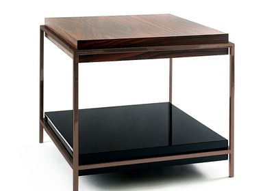 Furniture and storage - AROMA Side Table - CAFFE LATTE