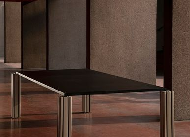 Dining Tables - Work Extruded Table - LA MANUFACTURE