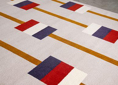 Design carpets - Abacus - LA MANUFACTURE