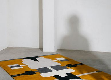Design carpets - Hopscotch - LA MANUFACTURE