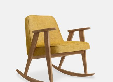 Armchairs - 366 Rocking Chair  - 366 CONCEPT - RETRO FURNITURE