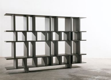 Bookshelves - Pyrite Bookshelf - LA MANUFACTURE