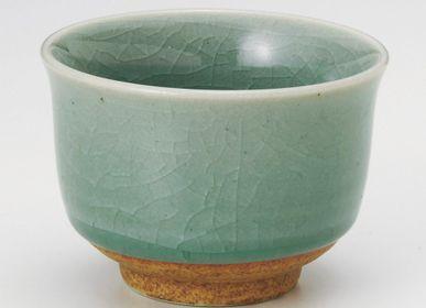 Tasses et mugs - Tasse à thé Sencha japonaise  - SHIROTSUKI / AKAZUKI JAPON