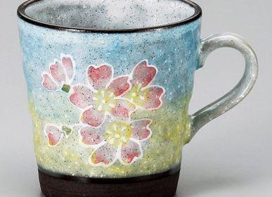 Tasses et mugs - Mug japonais - SHIROTSUKI / AKAZUKI JAPON