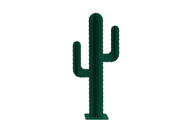 Decorative objects - MINI CACTUS BRANCHES DARK GREEN - LP DESIGN