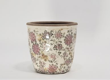 Ceramic - CERAMIC POT - FYDEC COLLECTION