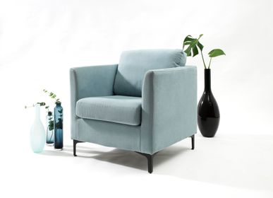 Armchairs - SPENCER - HOME SPIRIT