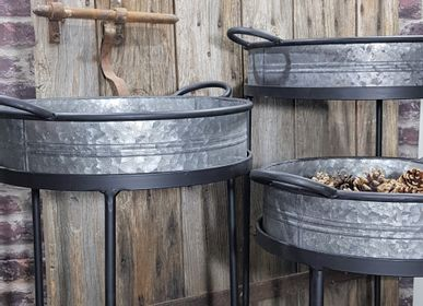 Outdoor space equipment - THICK ZINC RANGE - FYDEC COLLECTION