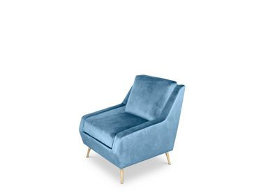 Chairs for hospitalities & contracts - Romero | Armchair - ESSENTIAL HOME
