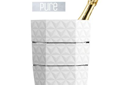 Gifts - PURE Origami Folding Ice Bucket and Vase - ICEPAC FLOWERPAC