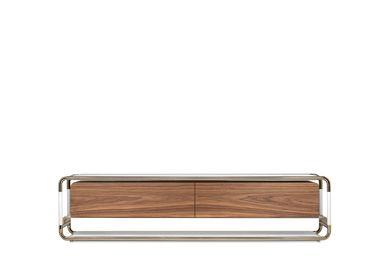 Desks - Lautner Tv Table  - COVET HOUSE