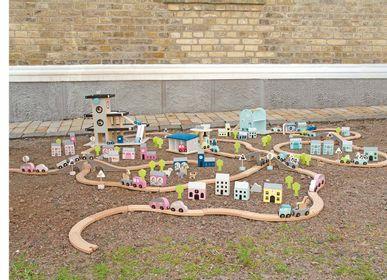 Creative Hobbies - Wooden Cars Circuit - JABADABADO