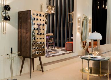 Console table - Monocles | Tall Cabinet - ESSENTIAL HOME