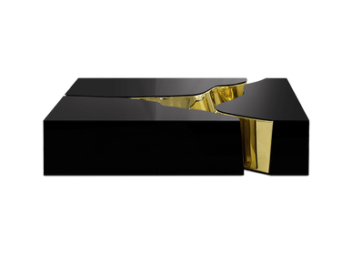Coffee tables - LAPIAZ BLACK GOLD Center Table - BOCA DO LOBO
