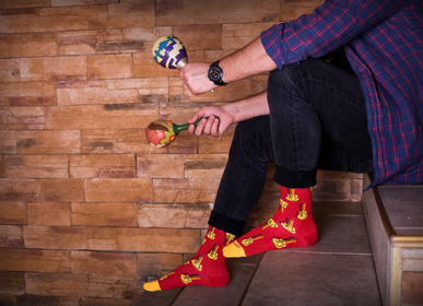 Socks - Guitar Socks - PIRIN HILL
