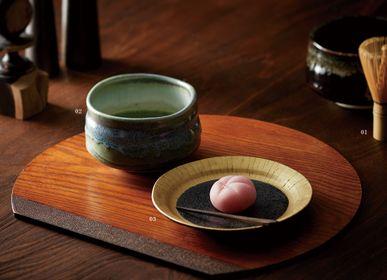 Assiettes au quotidien - Vaisselle japonaise pour restaurant - SHIROTSUKI / AKAZUKI JAPON