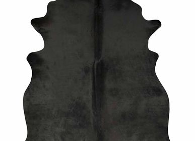 Classic - BLACK COW COLOR RUG - RUG'SOCIETY