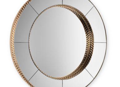Chambres d'hotels - Miroir Crown - MAISON VALENTINA