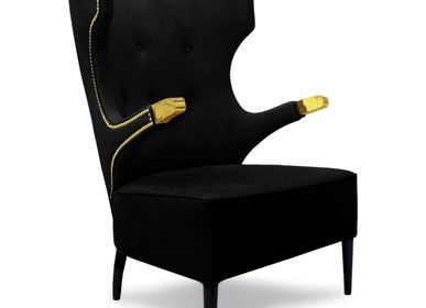 Furniture and storage - Sika armchair - MAISON VALENTINA