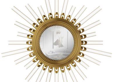 Aménagements - Miroir Majestic - MAISON VALENTINA