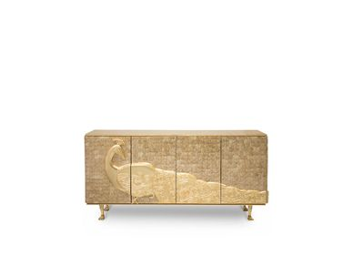 Sculptures / statuettes / miniatures - Camilia Sideboard  - COVET HOUSE